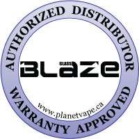 Authorized Distributor Blaze Glass