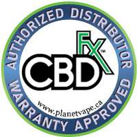 CBDfx CBD Oil Capsules Authorized Distributor Warranty Approved