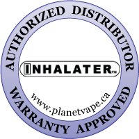 Inhalater Authorized Distributor Warranty Approved