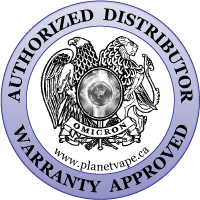Omicron V4 Vaporizer Kit Authorized Distributor Warranty Approved