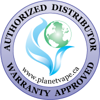 PVHEGonG PlanetVape High Efficiency GonG Authorized Distributor Warranty Approved