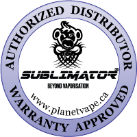 Sublimator Authorized Distributor Warranty Approved