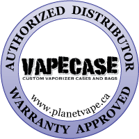 VapeCase Air 2 Hard Case Authorized Distributor Warranty Approved