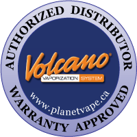 Volcano SOLID VALVE Housing Authorized Distributor Warranty Approved