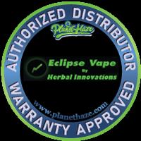 Eclipse Vape 2O Glass on Glass (GG) Authorized Distributor Warranty Approved