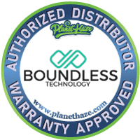 Boundless CFC 2.0 Vaporizer Authorized Distributor Warranty Approved