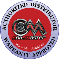 Coil Master Authorized Distributor Warranty Approved