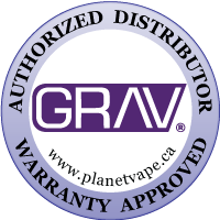 GRAV Dual-Function Android Bubbler Authorized Distributor Warranty Approved
