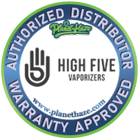High Five DUO Atomizer Authorized Distributor Warranty Approved