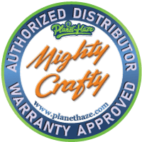 Mighty Crafty Vaporizer Authorized Distributor Warranty Approved