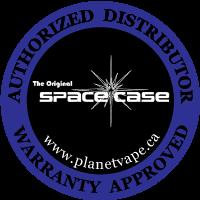 Space Case Titanium Grinders Medium Authorized Distributor