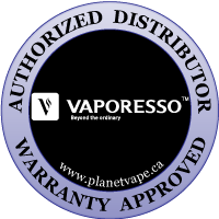 Vaporesso Authorized Distributor Warranty Approved