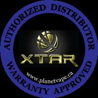 XTAR Authorized Distributor Warranty Approved