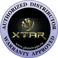 XTAR Authorized Distributor Warranty Approved