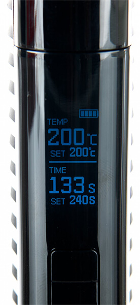 Fenix 2.0 Vaporizer Fully Adjustable Temperature and Timer