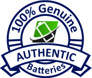 Genuine Authentic Batteries
