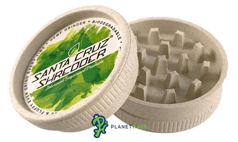 Santa Cruz Shredder Pure Hemp Grinder
