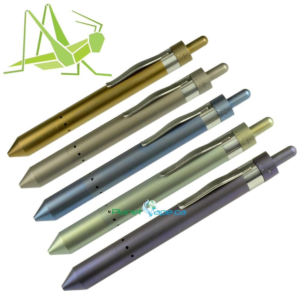 Grasshopper Titanium Color