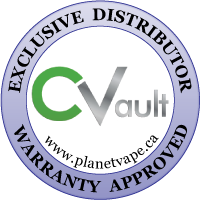 CVault Exclusive Distributor Warranty Approved