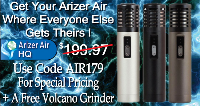 Arizer Air Only 179.97