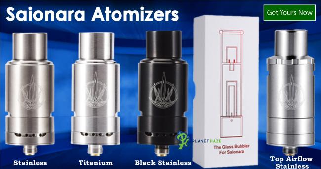 Saionara Wax Atomizer Coils