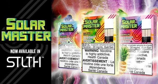 STLTH Solar Master