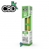 CBDfx CBD Vape Pen Fresh Mint Single Pack