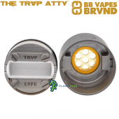 TRVP RDA Atomizer Deck and Inside of Cap