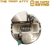 TRVP V3 RDA Atomizer That Atty! That Atty! with Coil Installed