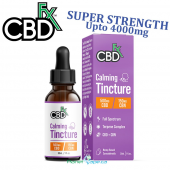 CBDfx Calming CBD + CBN MCT Oil Tincture 500mg