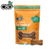 CBDfx CBD Pet Treats for Joint & Mobility 450mg