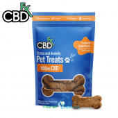 CBDfx CBD Pet Treats for Stress & Anxiety 450mg
