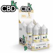 CBDfx CBD Terpenes Pineapple Express 6 Pack Refill Box