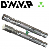 DynaVap M 2018 With and Without VapCap Installed