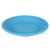NoGoo Goo 8 inch Plate Blue
