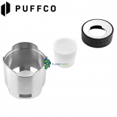 Puffco Peak Atomizer Disassembled