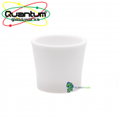 Puffco Peak Ceramic Bowl by Quantum Glassworks