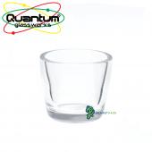 Puffco Peak Quartz Bowl by Quantum Glassworks