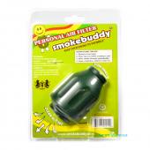 SmokeBuddy Green Back