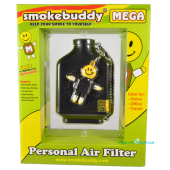 SmokeBuddy Mega Black