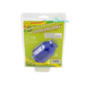 SmokeBuddy Blue Back