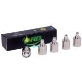 Source Orb V2 Dual Coil Atomizer Pack