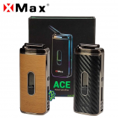 XMax Ace Vaporizer with One Click Cleaning