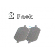 FlashVAPE 2 PACK Replacement Stainless Steel Screens
