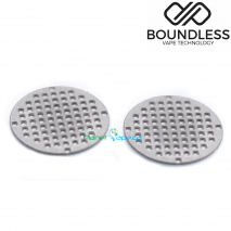 Boundless CF, CFX, and CF Hybrid Replacement Mouthpiece Screens - 2 Pack