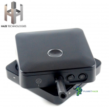 Haze Square PRO Vaporizer Twisting To Select Different Pod
