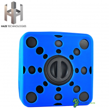 Haze Square Silicone Sleeve Blue Back