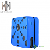 Haze Square Silicone Sleeve Blue Side