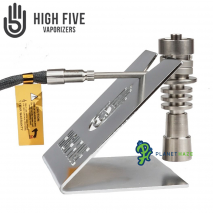 High Five Coil Stand With Coil and Nail
