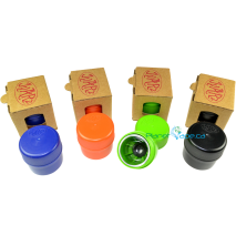 JyARz Chico Portable Glass Lined Concentrate Jars